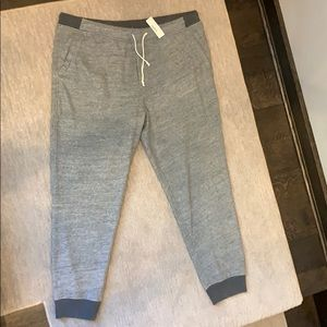 JCrew Men's Grey Sweat Pants